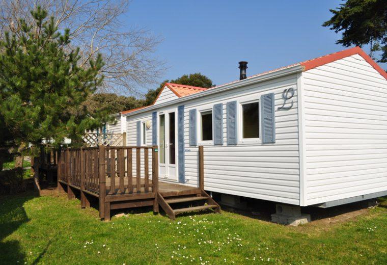 Location mobil-home Camping Eleovic