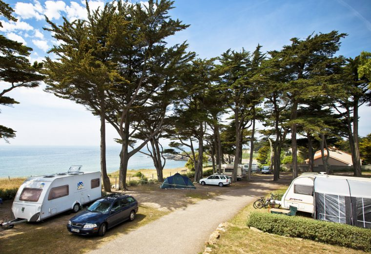 Emplacement camping proche Pornic