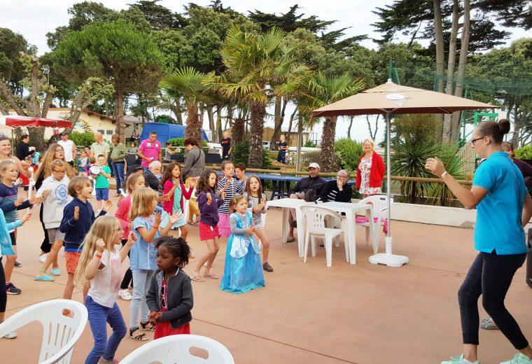 Camping Loire Atlantique avec animations enfant