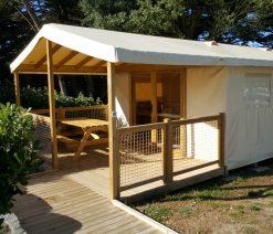 locations pmr Camping 4 étoiles Préfailles